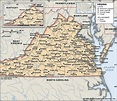 Virginia: cities -- Kids Encyclopedia | Children's ...