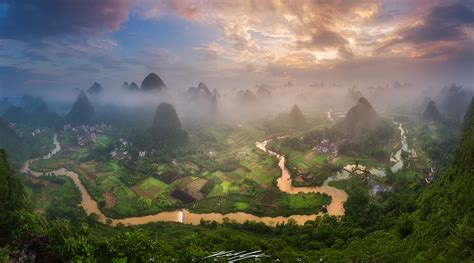photographing guilin china tips  photographing iconic