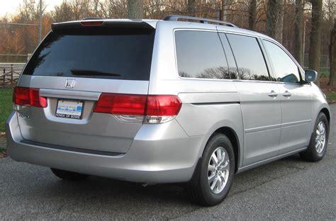 2009 Honda Odyssey Photos, Informations, Articles