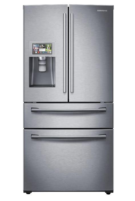 samsung rfhmelbsraa  cuft french door refrigerator urban silver
