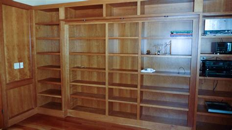 Hidden Book Shelf Design Home Design Elements