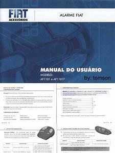Manual Alarme Fiat