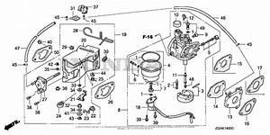 Honda Eb3800x Ac Generator  Chn  Vin  Eajc