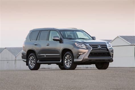 Is Lexus Gx 460 A Car by 2015 Lexus Gx 460 Review Ratings Specs Prices And
