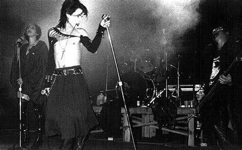 gig  christian death marionettes  dome