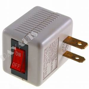 Single Outlet Wall Tap Adapter With Lighted Switch 110 125v Ac 15a 1875w