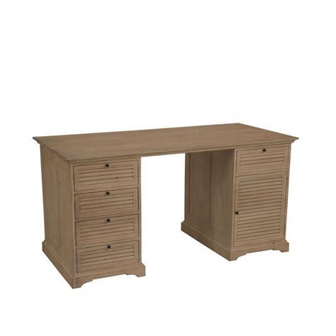 tiroirs bureau bureau 5 tiroirs 1 porte naturel interior 39 s