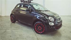 Fiat Garage : custom fiat 500c gets fashionable for diesel founder ~ Gottalentnigeria.com Avis de Voitures