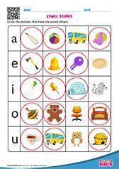 vowel sounds  images  printable alphabet