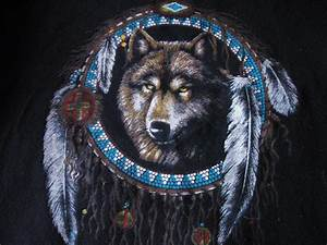Native American Wolf - image #104