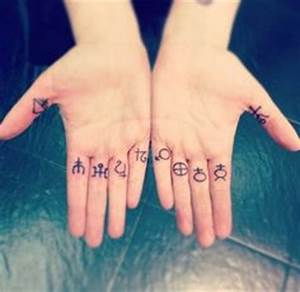 1000+ images about Tattoos on Pinterest | Symbols, Planets ...