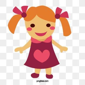 vector doll vector   doll cute toy dolls