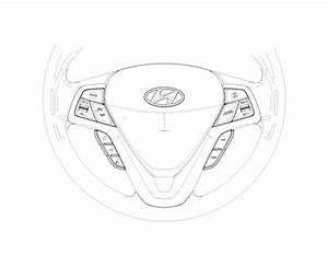Hyundai Veloster  Avn Remote Control  Schematic Diagrams - Avn System