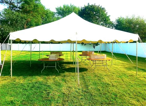 chance  showers party tent rentals info