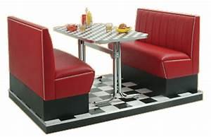 American Diner Einrichtung : diner m bel im american diner style dinerb nke tische oder theken ~ Sanjose-hotels-ca.com Haus und Dekorationen