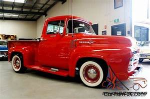 1956 Ford F100 Pick Up Truck Factory Y Block V8 And Auto