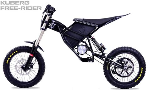 Oset And Kuberg, Electric Bikes For Kids