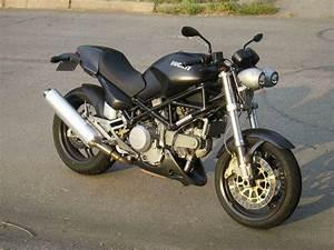 2002 Ducati Monster 900 I E  Dark