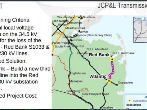 nj central power and light grid manager pjm directed jcpl to build transmission line