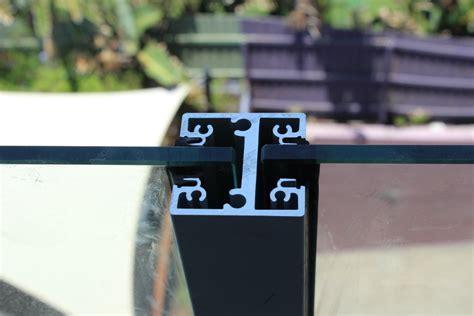 Aluminium, glass balustrade railing systems Australia
