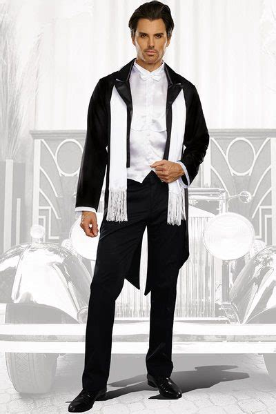 Gatsby Guy Halloween Costume Mens Great Gatsby Costume | 3WISHES.COM