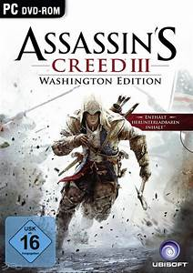 Assassin's Creed 3 - Washington Edition para PC - 3DJuegos