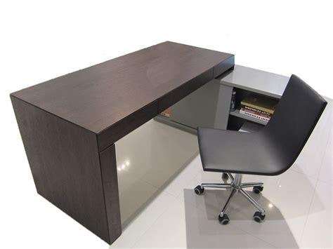 gray office desk pezzi gray brown modern office desk contemporary office desk