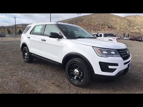 ford police interceptor utility carson city reno