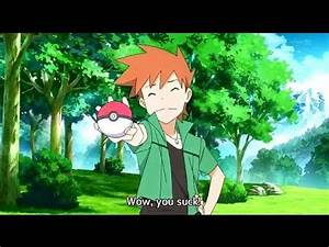 Pokemon Theory: Why is Blue, Green, and Gary Oak A Jerk ...