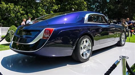 World's Most Expensive Car: $12.8 Million Rolls Royce