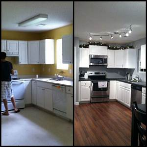 small kitchen remodel before and after 1757