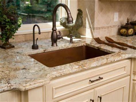 kohler vinnata kitchen faucet how granite countertops work howstuffworks