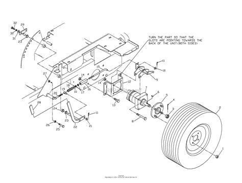 husqvarna zthql     parts diagram  park