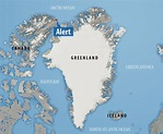 Inside Alert - the most northerly settlement in the world ...