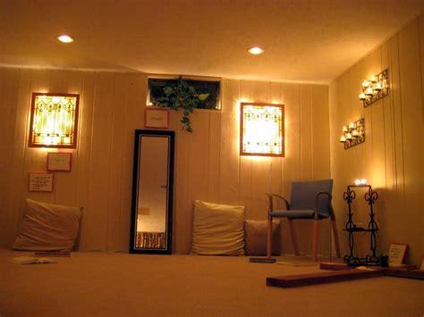 christian prayer room