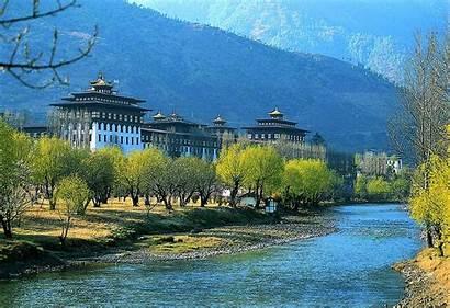 Paro Thimpu Bhutan Thimphu Visit Tour Days