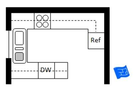 g shaped kitchen floor plans g shaped kitchen 6770