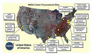 Map of NASA Sites (page 2) - Pics about space