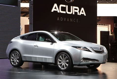 acura zdx concept live at 2009 new york auto show img 1