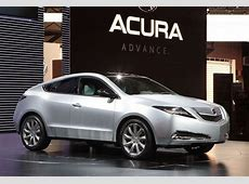 Acura ZDX Concept LIVE at 2009 New York Auto Show img_1