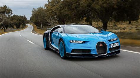 How Much Does A Bugatti