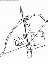 Archer Lag Coloring Pages Baomer Patterns Embroidery Sports Colouring Medieval Drawings Printables sketch template