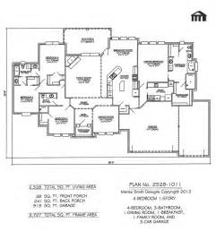4 bedroom 1 house plans side table february 2015