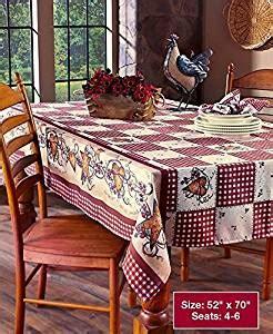 com spivey kitchen decor table cloth linens primitive country hearts stars