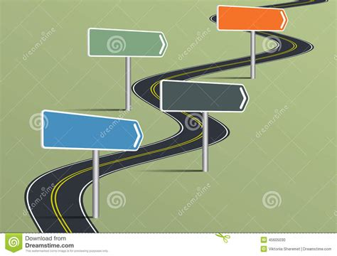 Road Map Powerpoint Template Free by 28 Images Of Roadway Template Crazybiker Net