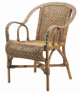 Fauteuil En Osier : fauteuil osier ~ Melissatoandfro.com Idées de Décoration