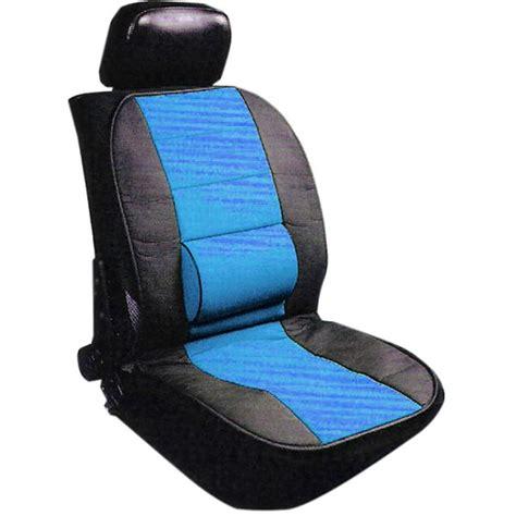 couvre siege auto cuir couvre siège design cuir avec coussin lombaire feu vert