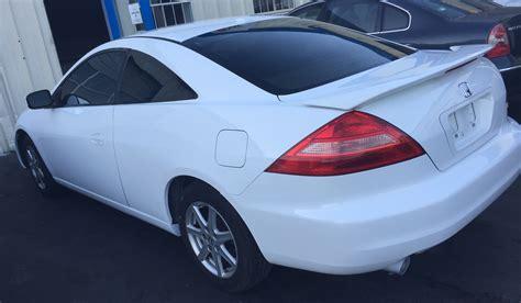 2004 Honda Accord Ex Coupe V6 $4785