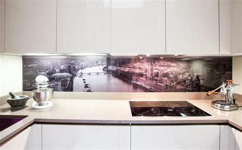 kitchen splashback ideas uk glass splashback contemporary kitchen contemporary