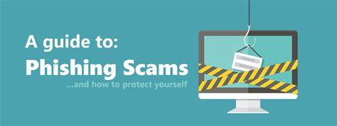 A Guide To Phishing Scams